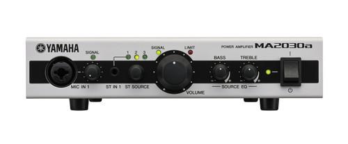Yamaha MA2030A 30W Class-D Mixer Amplifier