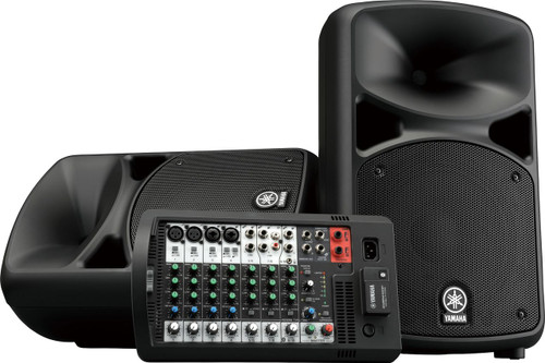 Yamaha Stagepas 600BT 680W Portable PA System