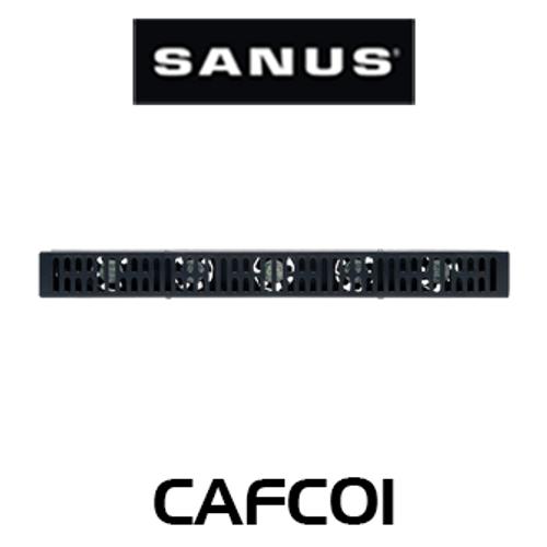 Sanus CAFC01 1U Ultra Quiet Rack-Mounted Cooling Fan