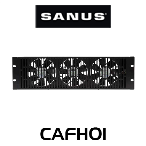 Sanus CAFH01 3U High Volume Rack-Mounted Cooling Fan