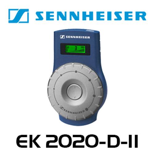 Sennheiser Tourguide EK2020-D-II 2020 Digital Bodypack Receiver (926-928MHz)