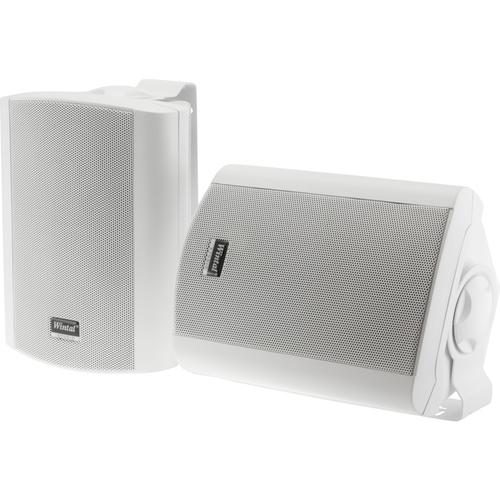 """Wintal Studio 5"""" Indoor/Outdoor Speakers (Pair)"""