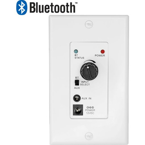 Pro.2 PRO1351WP Stereo Audio Power Amplifier Wallplate With Bluetooth