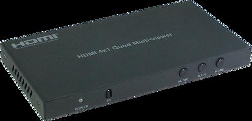 Pro.2 4x1 1080p Quad Video Picture-In-Picture Video Processor