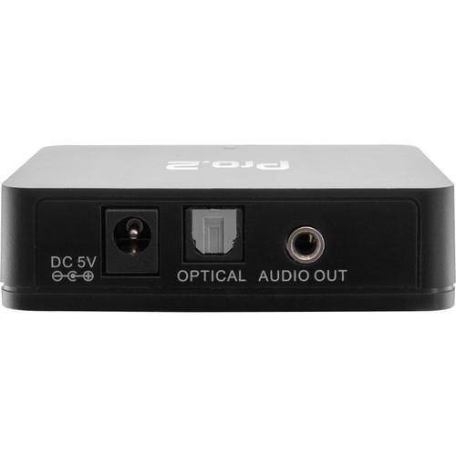 Pro.2 Wireless Streaming Bluetooth Audio Receiver