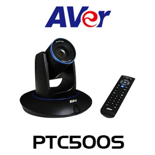 Aver PTC500S Professional Full HD 30X HDMI PTZ Auto Tracking IP Camera