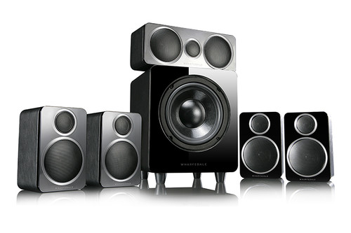 Wharfedale DX2-HCP 5.1 Home Theatre Speaker System