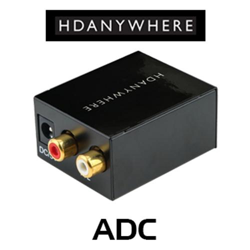HDAnywhere ADC Analog To Digital Converter