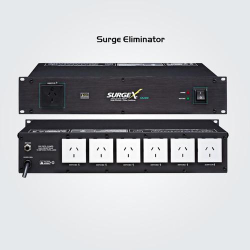SurgeX Advanced SX2210 Series 2RU Rack Mount Surge Eliminator