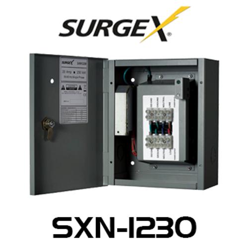 SurgeX Advanced SXN1230 Branch Circuit Surge Eliminator