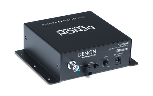 Denon Pro DN200BR Stereo Bluetooth Audio Receiver