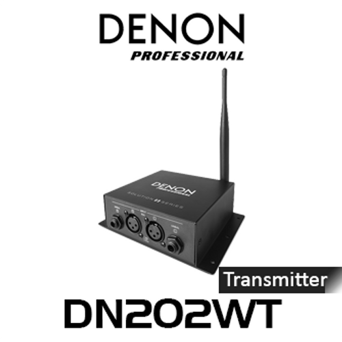 Denon Pro DN202WT Wireless Audio Transmitter