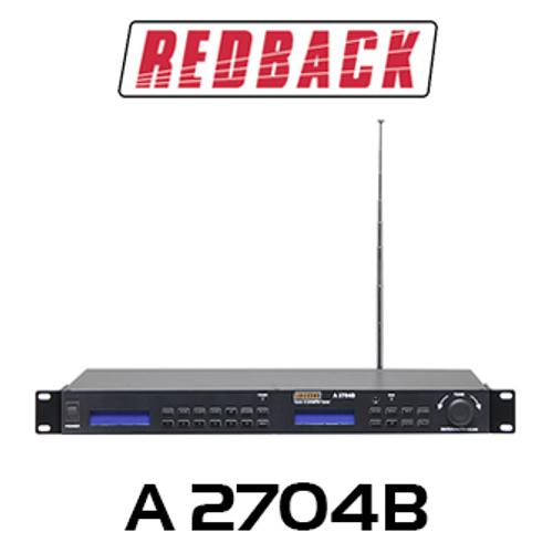 Redback AM/FM & DAB+ Digital Tuner With RS232 Control
