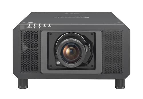 Panasonic PT-RQ13KE 4K+ 10,000 Lumen Digital Link 3-Chip DLP Laser Projector