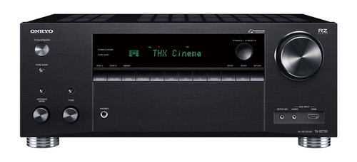 Onkyo TX-RZ730 9.2-Ch THX, 4K HDR, DTS:X & Dolby Atmos Network AV Receiver