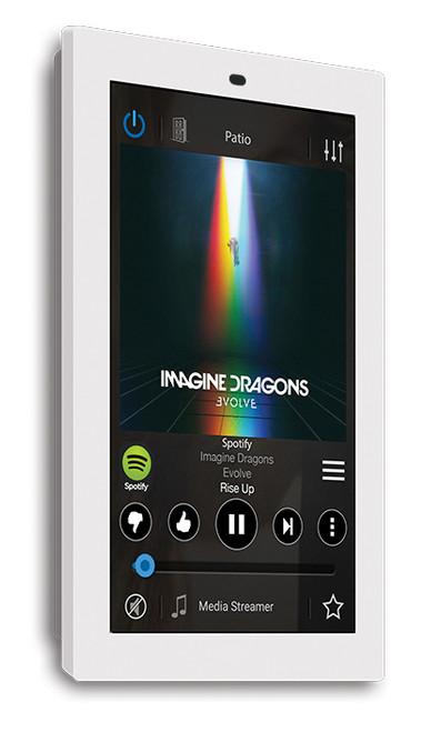 "Russound XTSPlus 5"" Wall-Mounted Color Touchscreen"