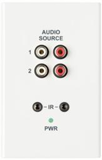 Resi-Linx MRA Remote Zone Input Wallplate