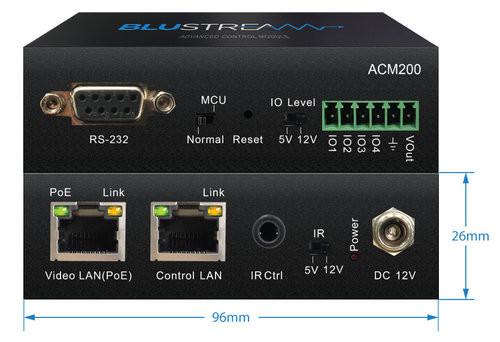 BluStream ACM200 Multicast Control Module