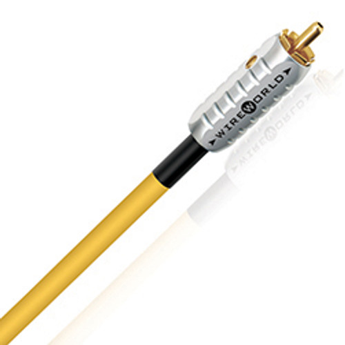 Wireworld Chroma 75 Ohm Coaxial Digital Audio Cable (0.5-2m)