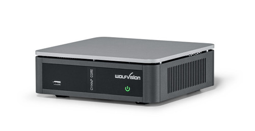 WolfVision Cynap Core Wireless Presentation & Collaboration System