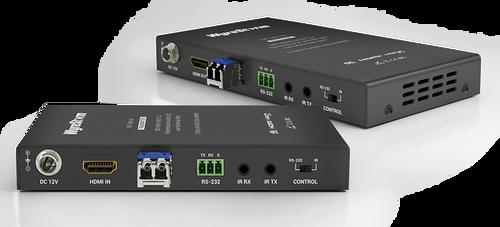 WyreStorm 4K UHD 18Gbps Fiber Optic HDMI Extender Set With 2-Way IR (300M)