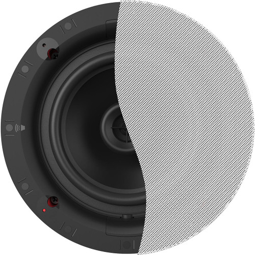 "Klipsch DS-180-CDT 8"" Polypropylene In-Ceiling Pivoting Speaker (Each)"