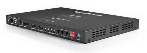 WyreStorm 4x1 4K UHD HDBaseT Presentation Switcher with CEC Control