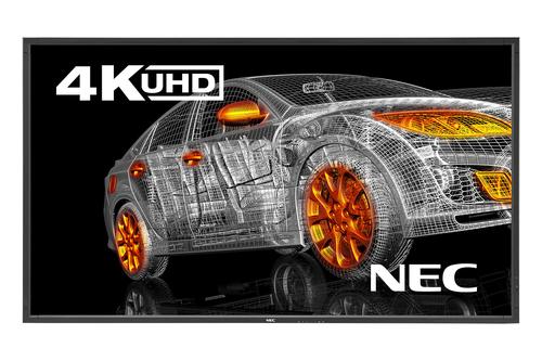 "NEC X551UHD 55"" 4K UHD LED Backlit Commercial LCD Display"