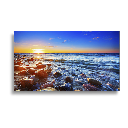 "NEC UN551S 55"" Full HD Frameless Video Wall Signage LCD Display"