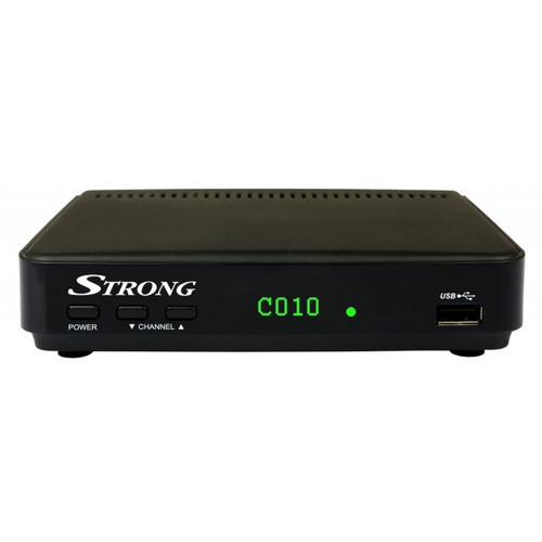 Strong SRT5434 High Definition Set Top Box