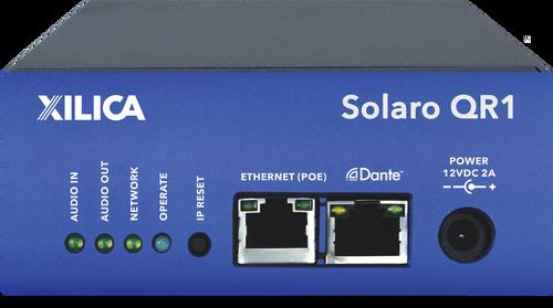 Xilica Solaro QR1 8-Slot Quater-Rack DSP Processor