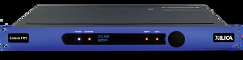 Xilica Solaro FR1 1RU 16-Slot Modular DSP Processor