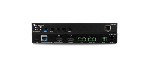 Atlona 4K UHD HDMI & HDBaseT Scaler With Video Wall Processing