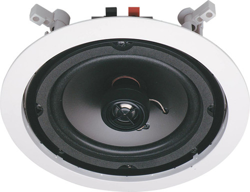 "Opus One 6.5"" 35W Round In-Ceiling Speakers (Pair)"