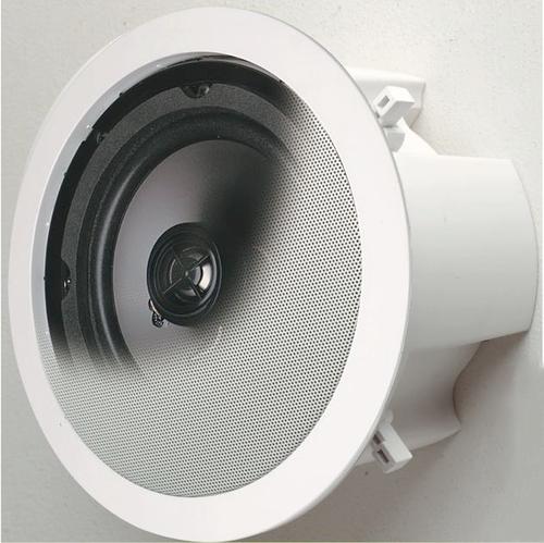 """Opus One 6.5"""" 30W Round Backbox In-Ceiling Speakers (Pair)"""