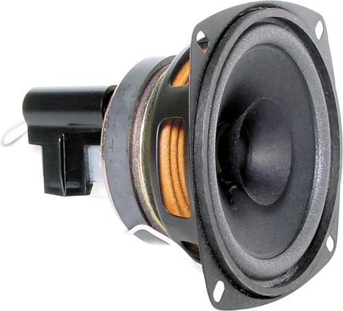 "Redback 4"" 5W 100V Twin Cone EWIS PA Speaker Driver (Each)"