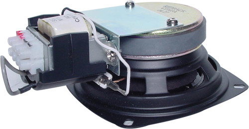 "Redback 4"" 5W 100V Low Profile Twin Cone EWIS PA Speaker Driver (Each)"