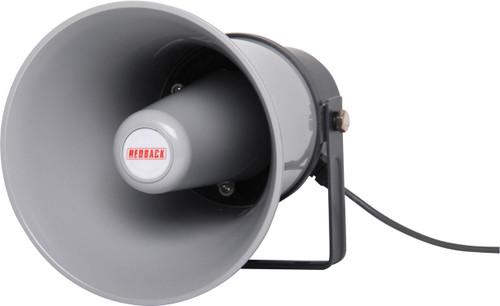 Redback 10W 8 Ohm IP66 Weatherproof Plastic Horn Speaker