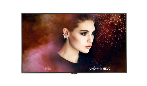 "LG UH5C 4K UHD HEVC Smart Signage IPS LCD Display (49""-75"")"