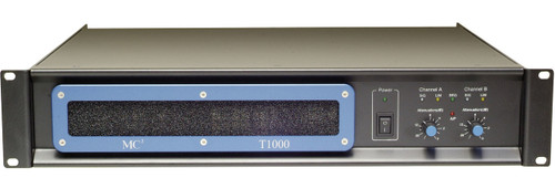 MC2 T1000 2-Channel 450W 8 ohm Installation Amplifier