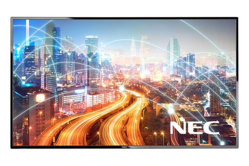 "NEC Exx6 Full HD Entry Level 12/7 Commercial LCD Display (43""-65"")"