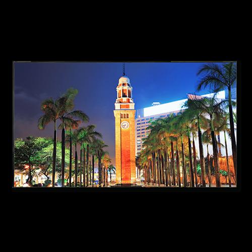 "NEC X555UNS 55"" Full HD Ultra Narrow 24/7 Video Wall Signage LCD Display"