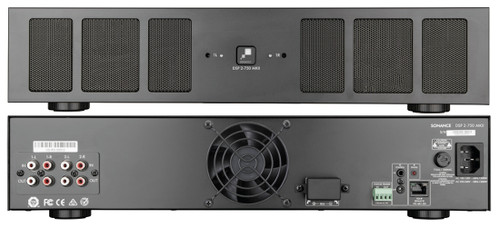 Sonance Sonamp DSP 2-750MKII 2-Ch 750W 70V/4 Ohm Power Amplifier with DSP