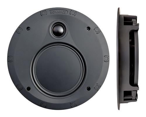 "Sonance VP52R UTL 5.25"" Ultra Thin Line In-Ceiling Round Speaker (Each)"