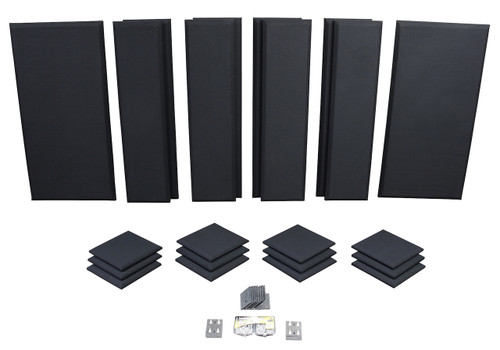 Primacoustic Broadway London 12 15 Sqm Control Room Kit (22 Panels)