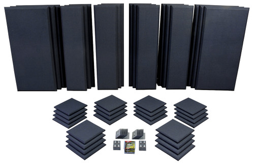 Primacoustic Broadway London 16 20 Sqm Large Room Kit (42 Panels)