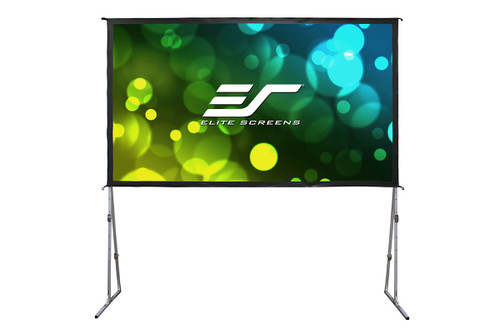 "Elite Screens Yard Master Plus 16:9 Portable Outdoor Projection Screens (145"", 180"", 200"")"