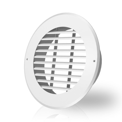 "AC Infinity Wall Mount Duct Grille For 8"" Vent"