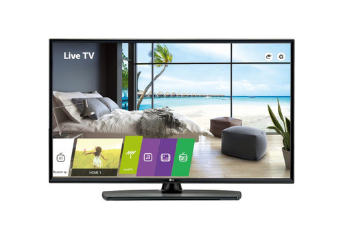 "LG UU665H 4K UHD HDR Pro:Centric Commercial Smart LED TV (43""-65"")"