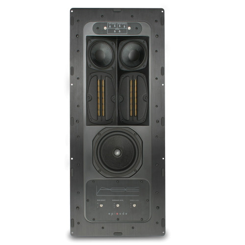 "Episode 900 Series 6.5"" Bipole/Dipole 3-Way Home Theatre In-Wall Surround Speaker (Each)"